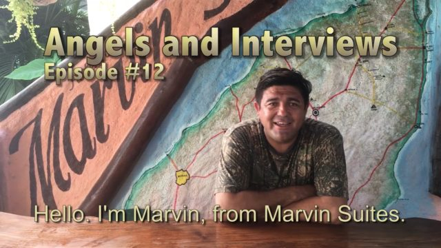 Angels and Interviews